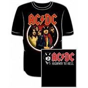 Camiseta ACDC - Highway To Hell