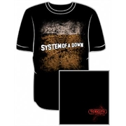 Camiseta System Of A Down - Toxicity