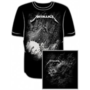 Camiseta Metallica - Phanton Shadow