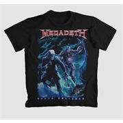 Camiseta Megadeth - Super Collider
