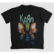 Camiseta Korn - Paradigm Shift