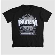 Camiseta Pantera - Stronger Than All