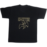 Camiseta Infantil Led Zeppelin