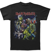 Camiseta Infantil Iron Maiden - Best Of The Beast