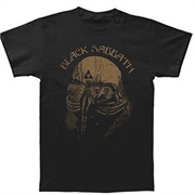 Camiseta Infantil Black Sabbath - Never Say Die