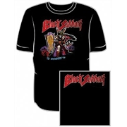 Camiseta Black Sabbath - In Concert ´78