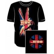 Camiseta The Who - Peace Hand