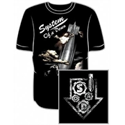 Camiseta System of a Down - SOAD