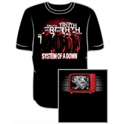 Camiseta System of a Down - Truth