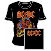 Baby look ACDC - Are You Ready?