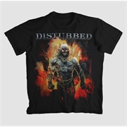 Camiseta Disturbed - Indestructible