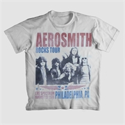 Camiseta Aerosmith - Rocks Tour