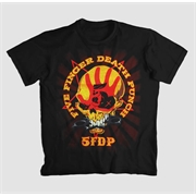 Camiseta Five Fingers Death Punch - 5FDP