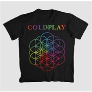 Camiseta Coldplay - A Head Full Of Dreams