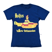 Baby look Beatles - Yellow Submarine
