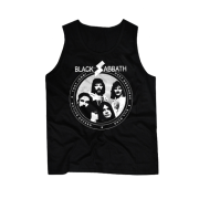 Camiseta Regata Black Sabbath