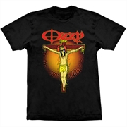 Camiseta Ozzy Osbourne - Cross