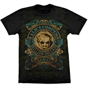 Camiseta Alice Cooper - Billion Dollar Babies