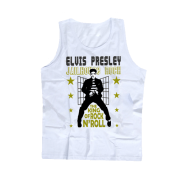 Camiseta Regata Elvis Presley - Jailhouse Rock