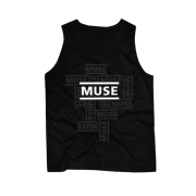 Camiseta Regata Muse