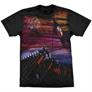 Camiseta Pink Floyd - The Wall