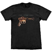 Camiseta Foo Fighters (Gun)