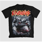 Camiseta Exodus - Shovel Headed Kill Machine
